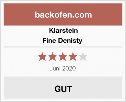 Klarstein Fine Denisty  Test