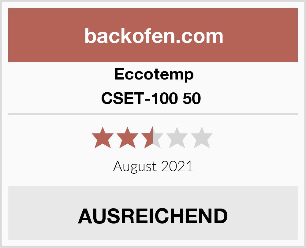 eccotemp cset 100 50 backofen test 2017. Black Bedroom Furniture Sets. Home Design Ideas