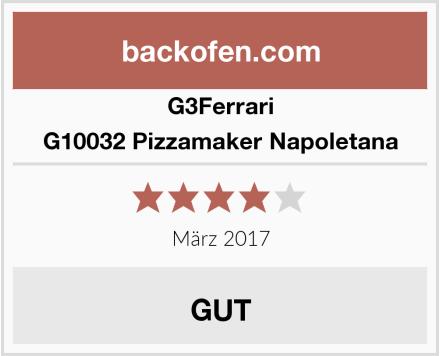 G3Ferrari G10032 Pizzamaker Napoletana Test