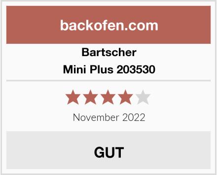 Bartscher Mini Plus 203530 Test