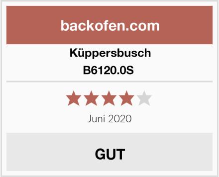 Küppersbusch B6120.0S  Test