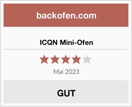 ICQN Mini-Ofen Test