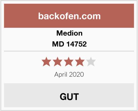 Medion MD 14752 Test