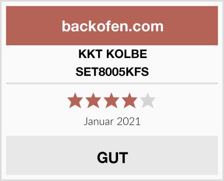 KKT KOLBE SET8005KFS Test