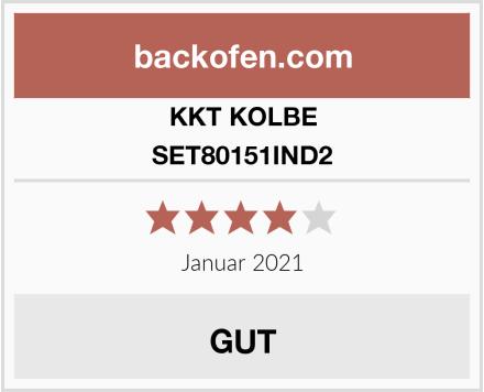 KKT KOLBE SET80151IND2 Test