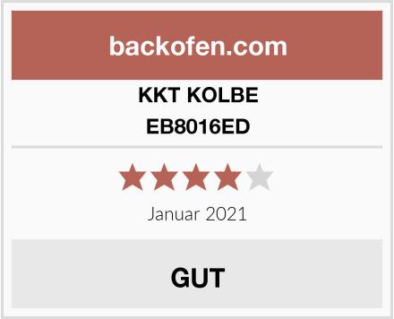 KKT KOLBE EB8016ED Test