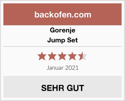 Gorenje Jump Set Test