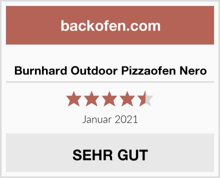 Burnhard Outdoor Pizzaofen Nero Test