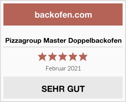 Pizzagroup Master Doppelbackofen Test