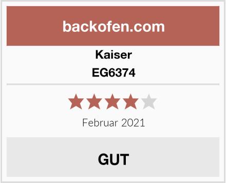 Kaiser EG6374 Test