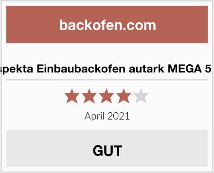 respekta Einbaubackofen autark MEGA 5 AN Test