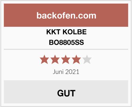KKT KOLBE BO8805SS Test
