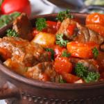 Gesunde Gerichte für den Backofen