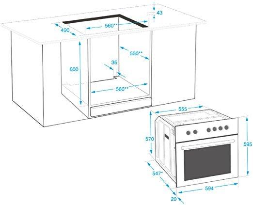 beko bim22300x backofen test 2017. Black Bedroom Furniture Sets. Home Design Ideas