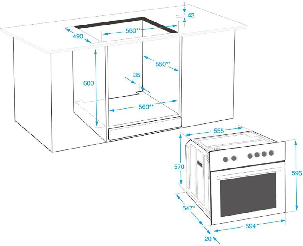 beko bim22302x backofen test 2019. Black Bedroom Furniture Sets. Home Design Ideas
