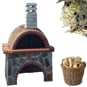 Holzbacköfen