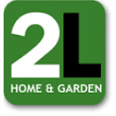2L Home and Garden Logo