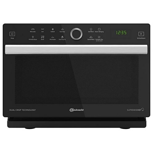 Bauknecht MW 338 SB 4in1-Multifunktionsmikrowelle Supreme Chef
