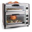 OneConcept All-You-Can-Eat Doppel-Backofen